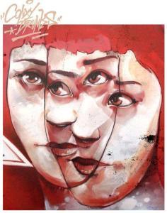 Graffiti de mi amigo TREZE http://www.flickr.com/tretze
