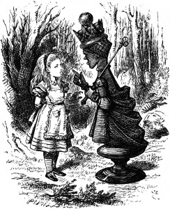 1- 1865: Alice in Wonderland by Lewis Carroll