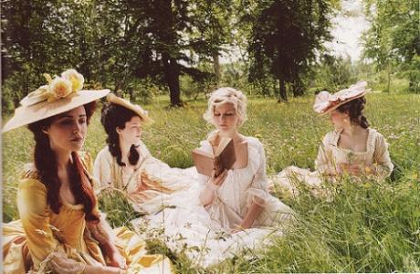 Marie Antoinette by Milena Canonero