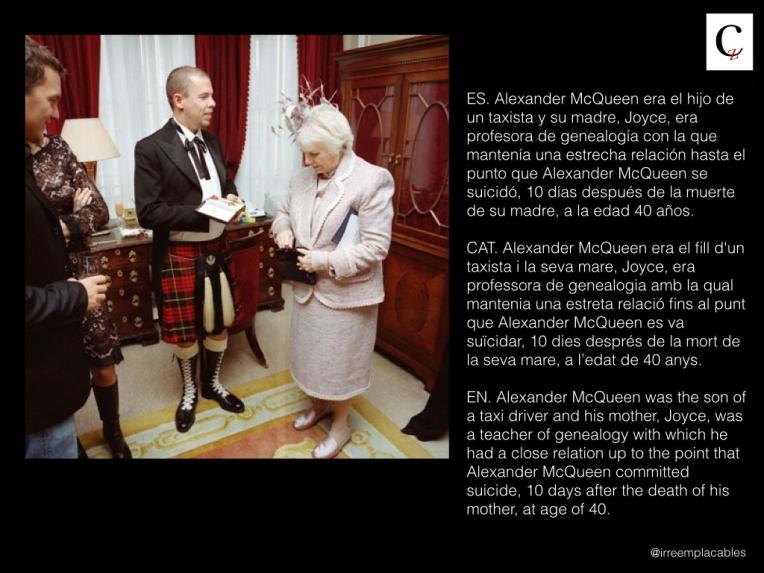 Alexander McQueen Joyce Mcqueen