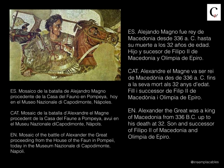 Alexander McQueen. Alejando Magno, Alexander the Great