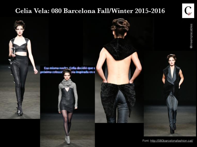 Celia Vela: 080 Barcelona Fall/Winter 2015-2016