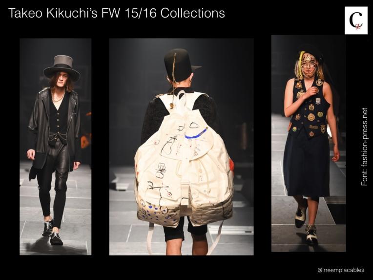 Takeo Kikuchi FW 15/16